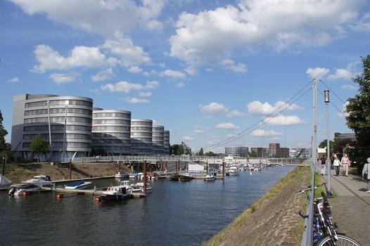 Innenhafen – Innenhafen Footbridge