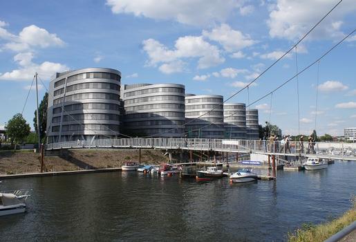 Passerelle du Innenhafen