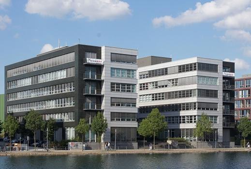 Bürohaus Innenhafen