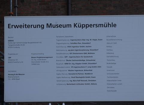 Museum Küppersmühle