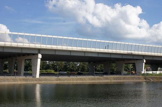 Pont sur la Hafenbahn