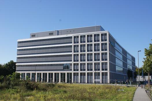 Airport City – Siemens Niederlassung Düsseldorf