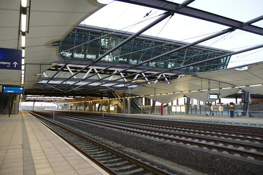 Leipzig/Halle Airport Train Station