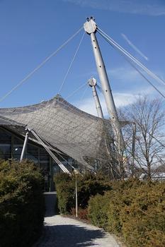 Überdachung der Sportstätten im Olympiapark
