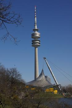 Olympic Summer Games 1972 – Olympiapark – Olympia Tower