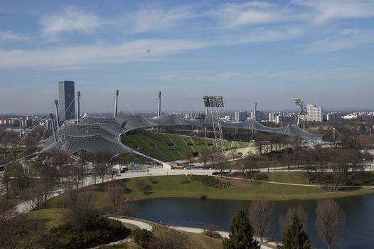 Stade olympique de Munich