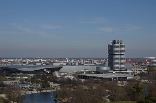 BMW Headquarters – BMW Welt – BMW Museum