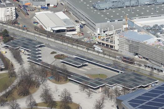 Station de métro Olympiazentrum