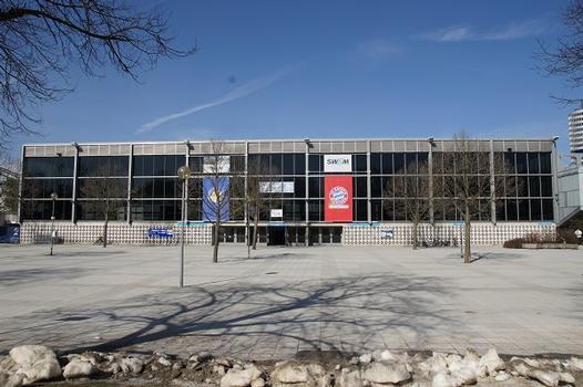 Olympic Summer Games 1972 – Olympiapark – Olympia-Eisstadion