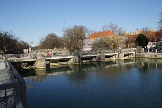 Praterwehrbrücke