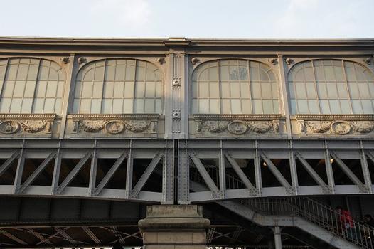 Station de métro Stalingrad (Ligne 2)