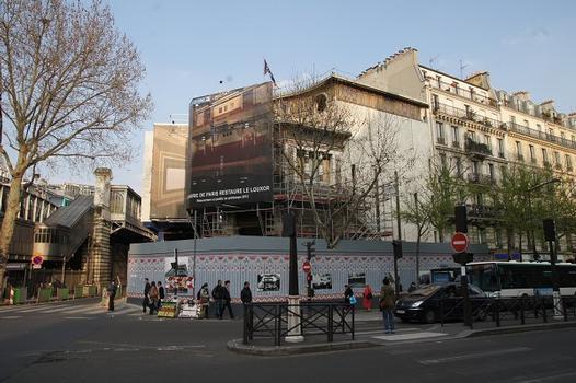 Cinéma «Le Louxor»