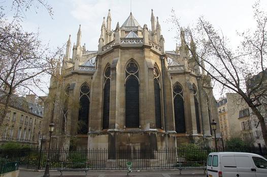 Basilique Sainte-Clotilde-Sainte-Valère