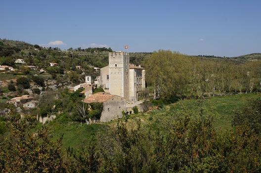 Burg Esparron-de-Verdon
