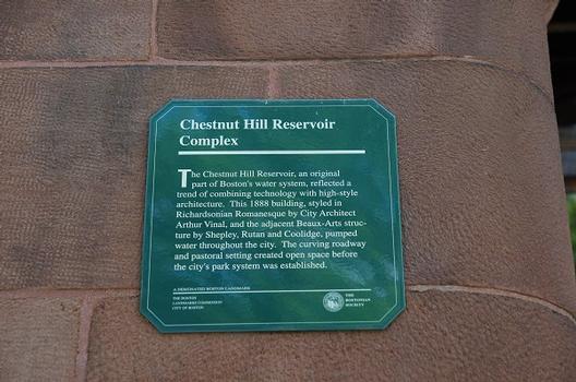 Chestnut Hill High-Service Pumping Station