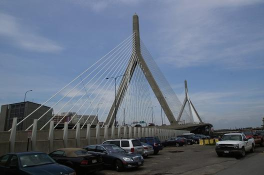 Leonard P. Zakim Bunker Hill Bridge