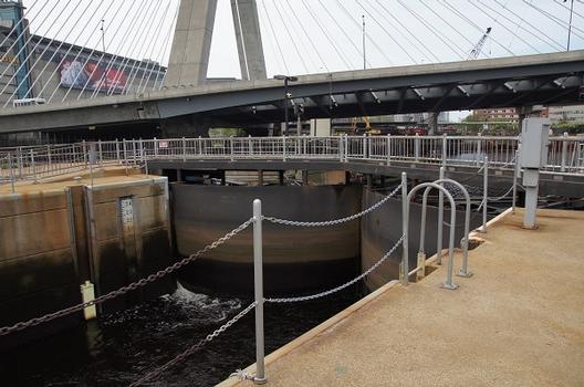 New Charles River Dam