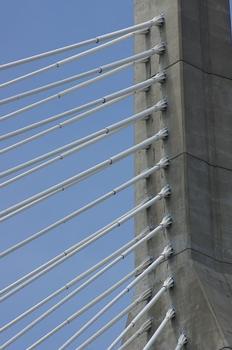Leonard P. Zakim Bunker Hill Bridge