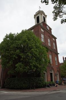 Charles Street Meeting House