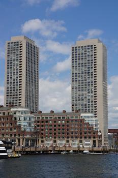 Harbor Towers I – Harbor Towers II