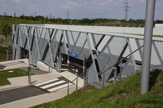 ThyssenKrupp Quartier – ThyssenKrupp Quartier Parking Garage