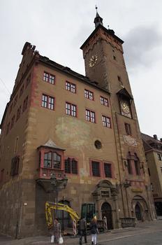 Altes Rathaus Grafeneckart