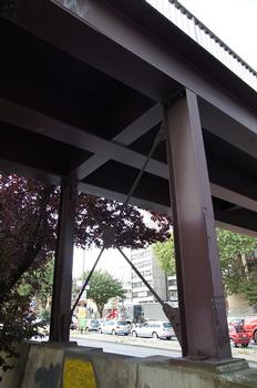 Am Leystapel Footbridge