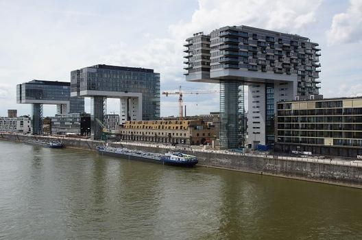 Rheinauhafen – KRANHAUSplus – Kranhaus 1 – PANDION VISTA