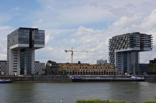 Rheinauhafen – Kranhaus 1 – PANDION VISTA – Halle 12