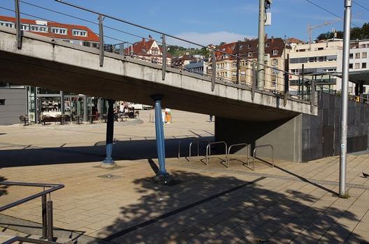 Stuttgart Rack Railway – Marienplatz Rack Railway Viaduct