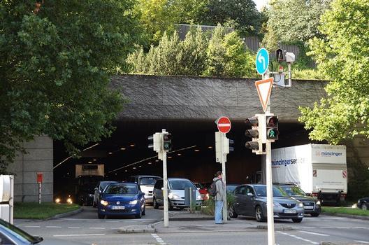 Heslacher Tunnel