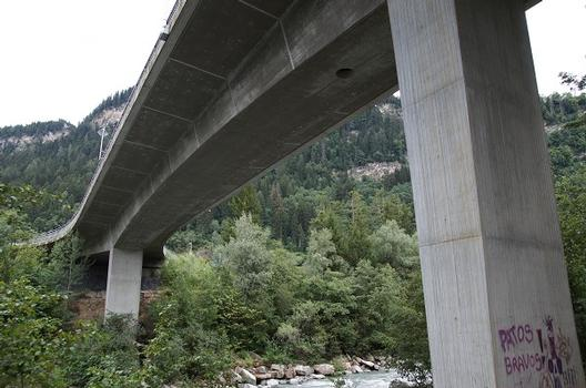 Hinterrheinbrücke Albula