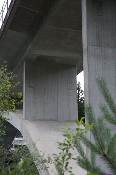 Hinterrheinbrücke Thusis