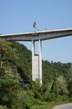 Talbrücke Millesimo