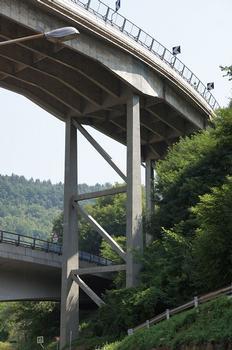 Talbrücke Bormida di Millesimo Sud (A6)