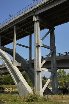 Viaduc de Bormida di Millesimo Sud (A6)