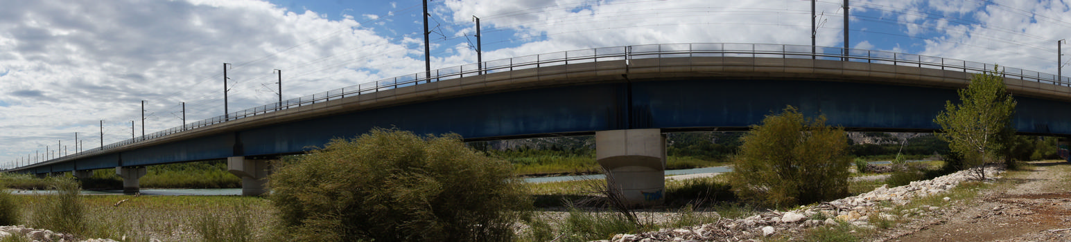 Viaduc d'Orgon
