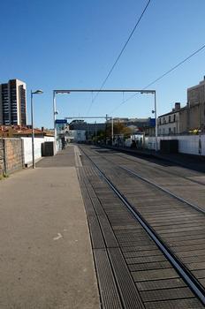 Linie 1 der Straßenbahn Montpellier