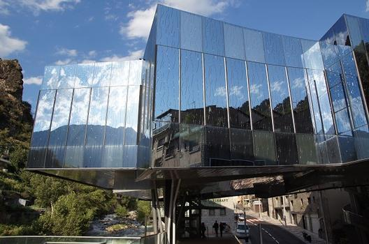 Centre d'Interpretació de l'Aigua i del Madriu (CIAM)