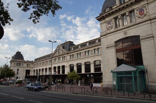 Bahnhof Toulouse-Matabiau