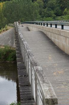 Elargissement du Pont des Eyzies-de-Tayac-Sireuil