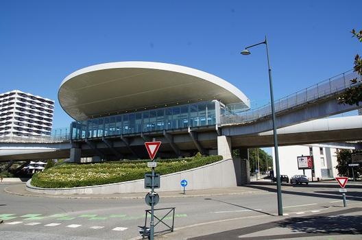 Station de métro La Poterie
