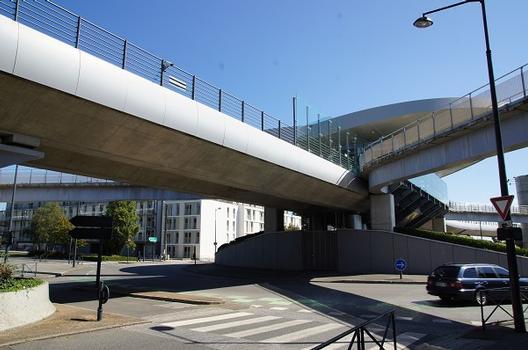 Metrobahnhof La Poterie