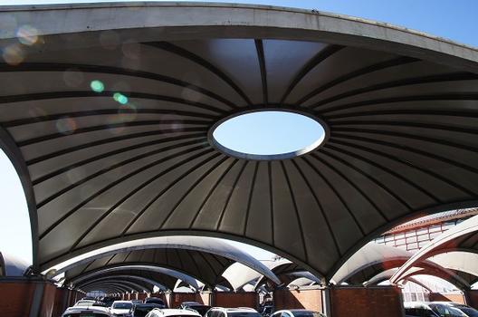 Parkhaus Bahnhof Atocha