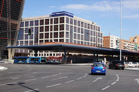 Busbahnhof Plaza de Castilla