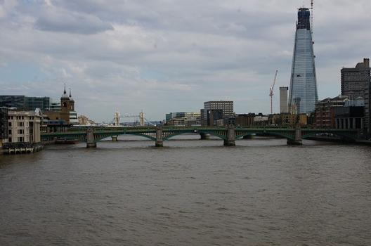 Southwark Bridge – The Shard
