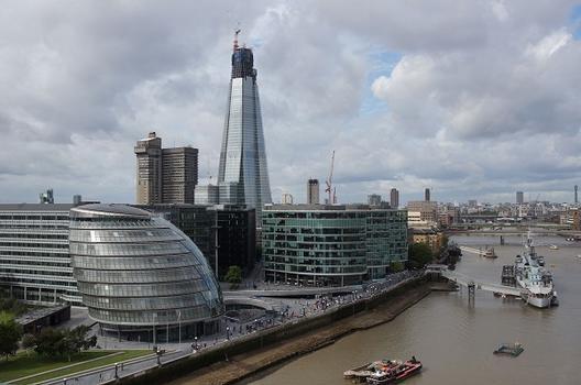 London City Hall – The Shard