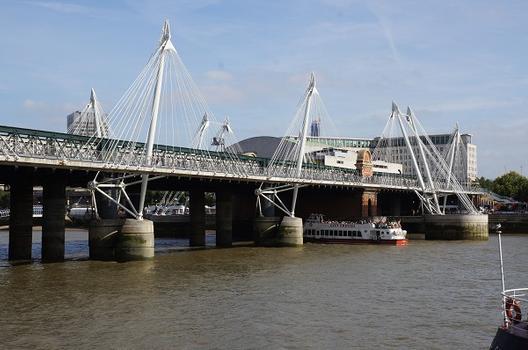 Golden Jubilee Bridges