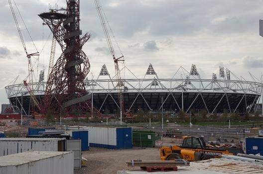 Olympic Stadium – ArcelorMittal Orbit