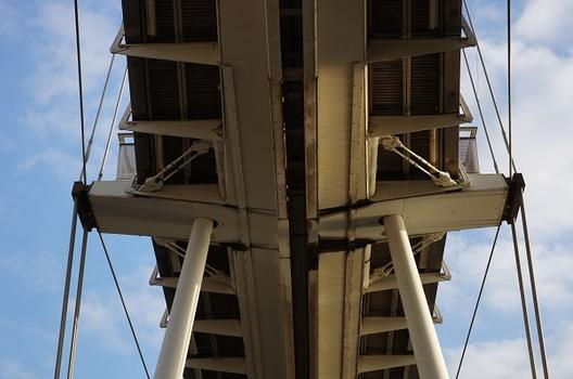 Royal Victoria Dock Pedestrian Bridge